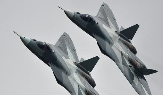 US training to fight Russian Su-57 fighters: report