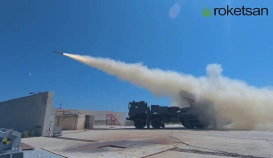 Video: Turkey tests new laser-guided missile