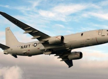US spy plane approaches Russia's largest base in Syria