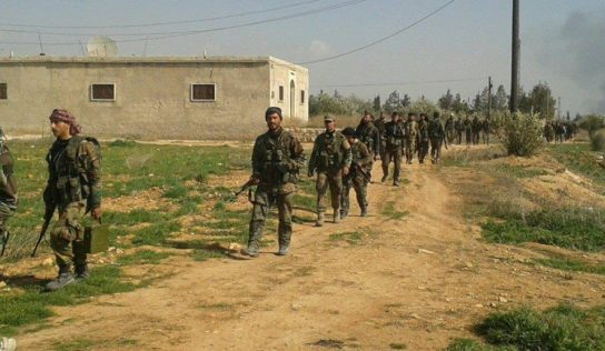 Syrian Army's elite forces carry out storming exercise amid report of new offensive in Idlib: video