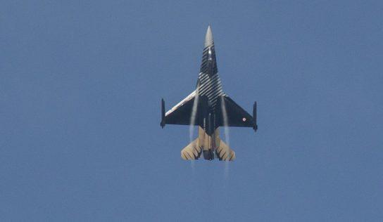 Turkish F-16 shot down Armenian Su-25 over Armenia: Yerevan