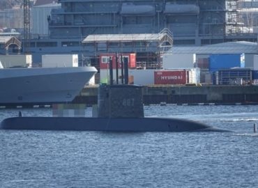 Egypt launches its 4th sub, becomes 1st Arab nation with submarine corps