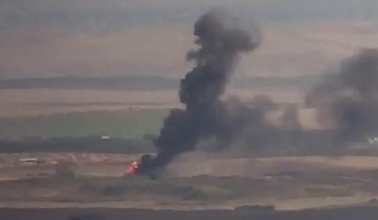 Armenian forces storm Azerbaijani lines amid big counter-attack: video