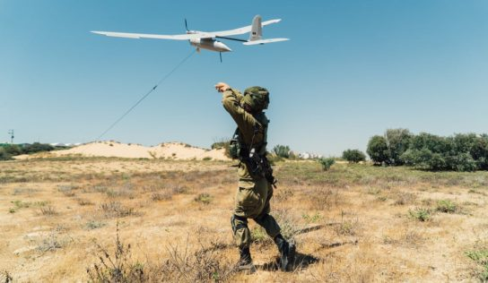 Azerbaijan praises effectiveness of Israeli drones against Armenian forces