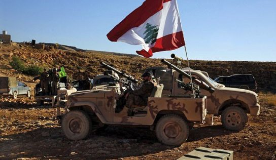 Lebanese Army thwarted planned terrorist attack