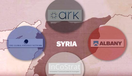 Hack reveals UK's propaganda campaign to drive Syrian regime change