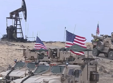 US transports stolen Syrian oil, brings in Syria's Hasakah military vehicles from Iraq: SANA