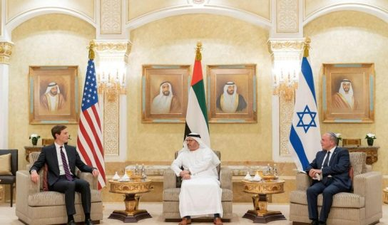 Israel hits the jackpot in UAE investment deal