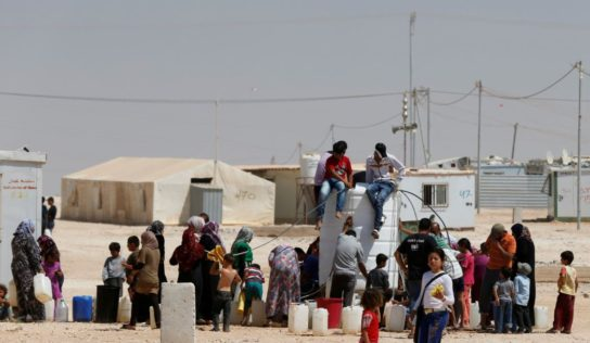 "American intransigence threatens Rukban camp with a ""humanitarian catastrophe"""