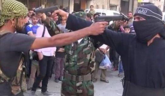 "Al-Nusra"" arrests / 3 / leaders of  ""Guardians of Religion/Hurass Al-Din"" Organization"