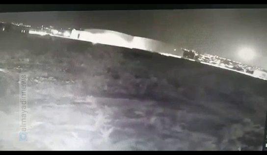 Watch: Armenia shoots down Azerbaijani drone near Yerevan