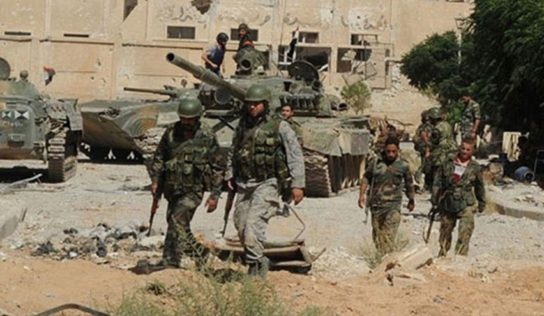 Syrian Army pushes more reinforcements near Golan Heights border as new operation approaches