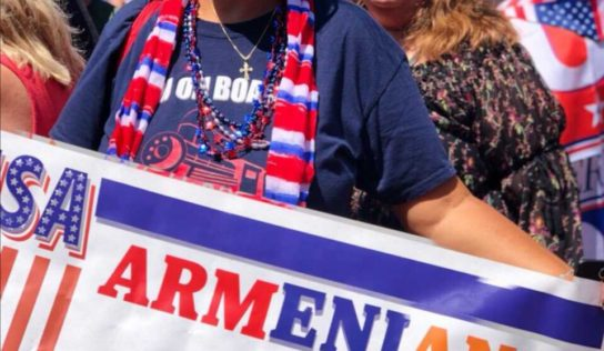 Will America turn their back on Armenians again?