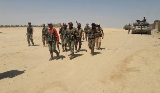 Several ISIS terrorists killed in heavy clashes with Syrian Army