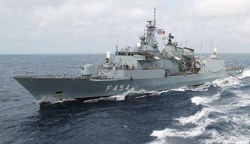 Iranian Navy Ship in Atlantic Reportedly Carrying Fuel Alongside Armaments for Venezuela