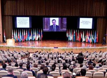 Syrian conference held in Damascus is paving the way for the return of refugees