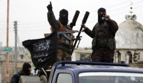 "Russia warns of ""ISIS"" increased activity in Syria"