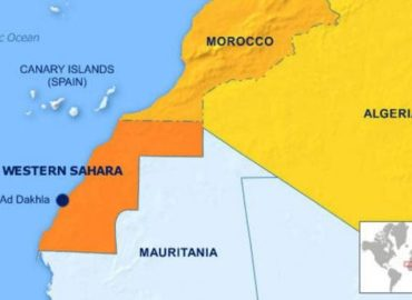 """Western Sahara is the reward to Morocco for recognizing """"Israel"""""""