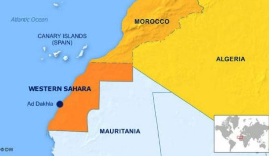 "Western Sahara is the reward to Morocco for recognizing ""Israel"""