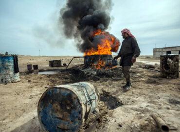 Kurds, stolen oil, and an American domestic terrorist