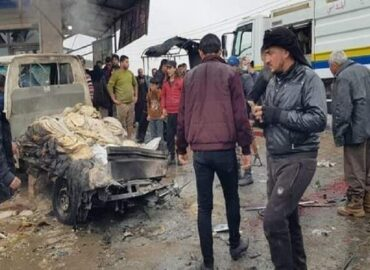 Powerful explosion reported in northern Aleppo town