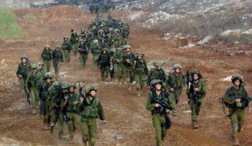 Big tension along Lebanese border between Lebanese resistance and Israeli occupation