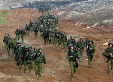 Big tension along Lebanese border between Lebanese resistance and Israeli occupation