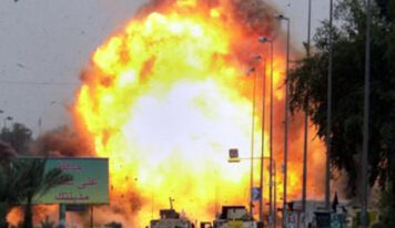 Baghdad blast responsibility in question