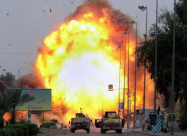 Baghdad blast responsibility in question