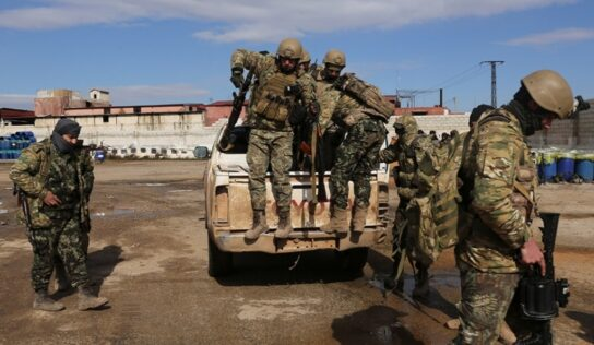 2 soldiers were wounded in a new attack targeting Turkish forces in Idlib.