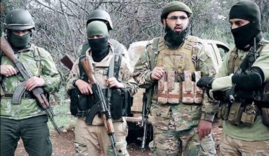 6 Ankara militants were killed due to targeting one of their checkpoints in the countryside of Aleppo.