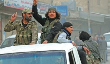 """Sultan Murad"""" militants seize civilian properties in """"Ras al-Ain"""""""