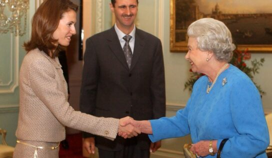 The Syrian first lady supports the fight against Al Qaeda and ISIS
