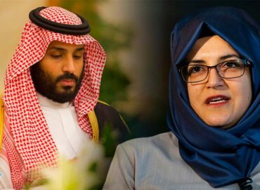 """""""There is no longer any political legitimacy for the Crown Prince,"""" says fiancée"""