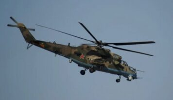 Russian army details use of Mi-35 attack choppers in Syria