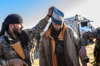 SDF arrest several pro ISIS residents in northeast Syria camp