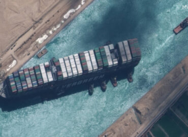 Suez Canal blockage could alter shipping forever…and China and Russia will be the winners