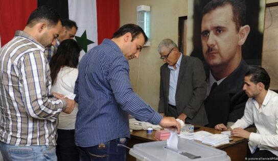 Syrian election amid terrorism and the US occupation