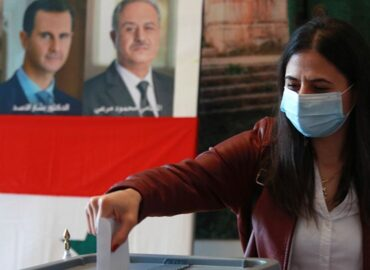 Syrians abroad vote for a return to stability
