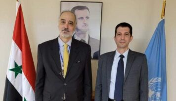 """Syria has been a victim of the terrorists' use of chemical weapons"": Dr. Al Hakam Dandy, a Syrian Counselor UN"