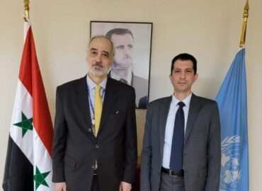 """""""Syria has been a victim of the terrorists' use of chemical weapons"""": Dr. Al Hakam Dandy, a Syrian Counselor UN"""