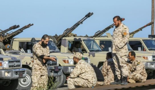 Libya is fertile ground for terrorism promoted by the West