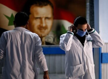 The Syrian public health sector fights COVID-19 amid US-EU sanctions