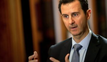 President Assad: If division cases occur in an Arab country, they will be transmitted to other countries.