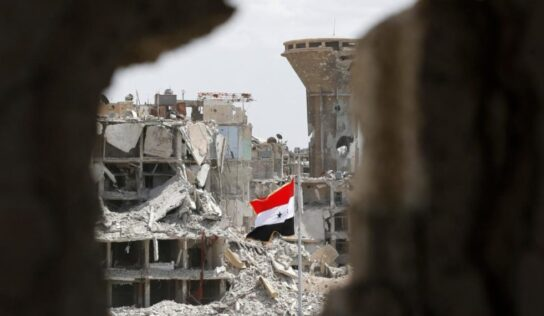 The Syrian war is over: now what?