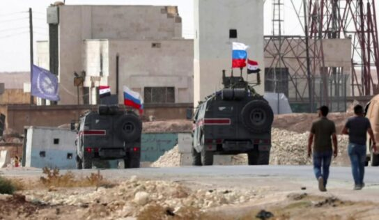 """The Russian Defense Ministry monitors new attacks by militants in the """"de-escalation"""" area in northern Syria."""