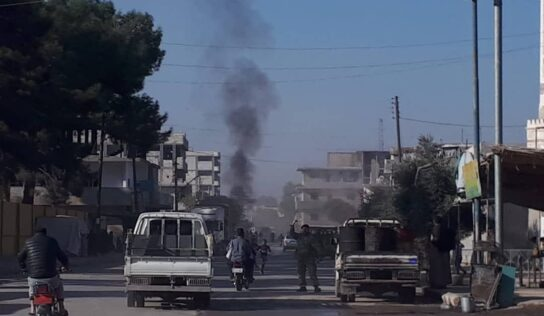 Security chaos continues as new explosions hit Jarablus, northeast of Aleppo