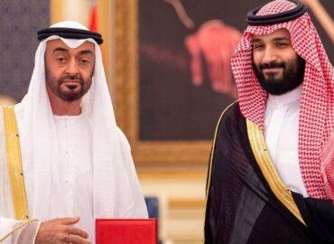The Saudi-UAE disputes reach a fever pitch