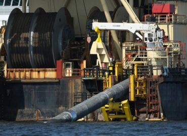 Nord Stream 2 Pipeline Almost Finished Despite US Discontent