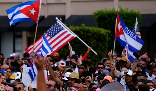 Miami Mayor Calls to Send Troops to 'Protect' Cubans From a 'Bloodbath' as Protests Sweep The Island